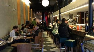 Photo of Spanish Restaurant Café del Norte at Plaza Mayor, 11, Valladolid 47001, Spain