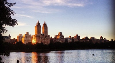 Photo of Lake Jacqueline Kennedy Onassis Reservoir at Central Park, New York, NY 10024, United States