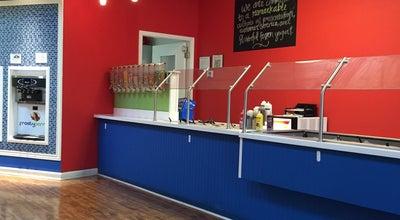Photo of Dessert Shop Frosty Parrot at 125 N Main St, Blacksburg, VA 24060, United States