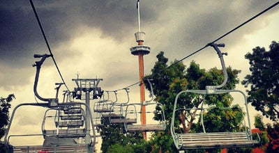Photo of Theme Park Ride / Attraction Skyline Sentosa Luge at 45 Siloso Beach Walk, Sentosa, Singapore 099003, Singapore