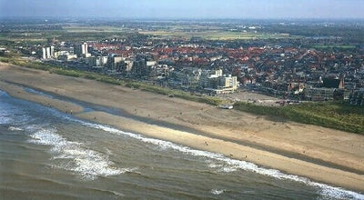 Photo of Beach Noordwijk aan Zee at Netherlands