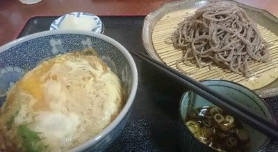 Photo of Ramen / Noodle House 手打ちそば処 椿屋 at 北所沢町2017-6, 所沢市, Japan