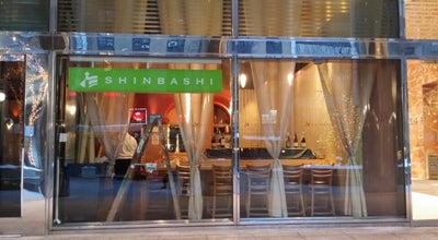 Photo of Sushi Restaurant Shinbashi at 7 E 48th 5th Ave, New York, NY 10017, United States