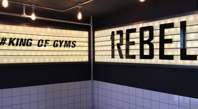 Photo of Boxing Gym 1Rebel at Broadgate Circle, London, Greater London EC2M 2QS, United Kingdom