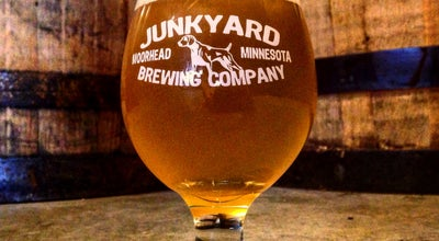 Photo of Brewery Junkyard Brewing Company at 1416 1st Ave. N., Moorhead, MN 56560, United States
