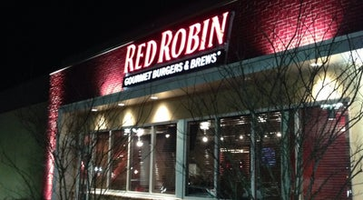 Photo of Burger Joint Red Robin Gourmet Burgers at 1630 Rinehart Rd, Sanford, FL 32771, United States