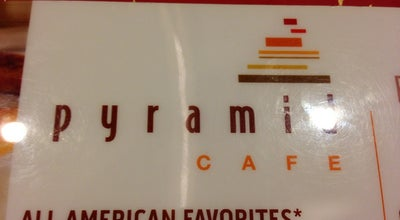 Photo of Breakfast Spot Pyramid Cafe at 3900 Las Vegas Blvd S, Las Vegas, NV 89119, United States