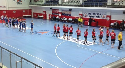 Photo of Basketball Court Suleyman Evcilmen Spor Salonu at Turkey