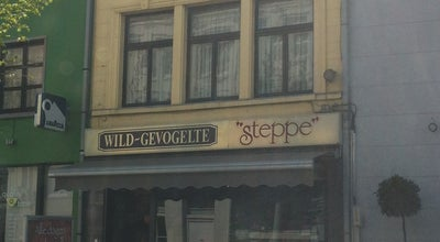 Photo of Butcher Wild & gevogelte Steppe at Nieuwstraat, Aalst, Belgium