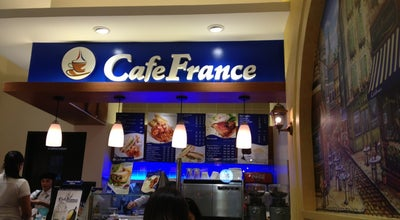 Photo of Cafe CaféFrance at Sm City General Santos, General Santos City 9500, Philippines