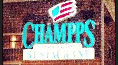 Photo of Sports Bar Champps Americana at 1240 S Moorland Rd, Brookfield, WI 53005, United States