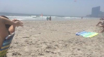 Photo of Beach Brigantine Beach,NJ at United States