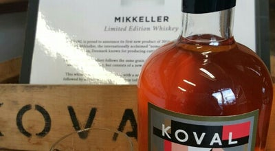 Photo of Distillery Koval Distillery at 5121 N Ravenswood Ave, Chicago, IL 60640, United States