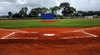Photo of Baseball Field Babe Ruth at 600 S Pompano, Sarasota, FL, United States