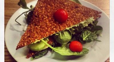 Photo of Vegetarian / Vegan Restaurant Raw Garden at T/c Spice, Riga, Latvia