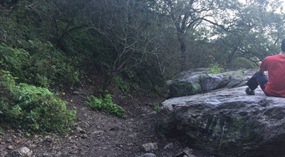 Photo of Trail Cama de Piedra at Mexico