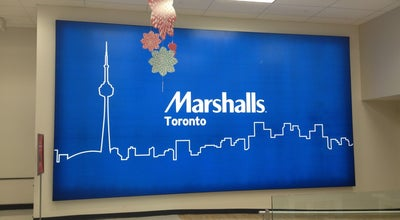 Photo of Department Store Marshalls at 126 John St., Toronto, ON M9M 1K1, Canada