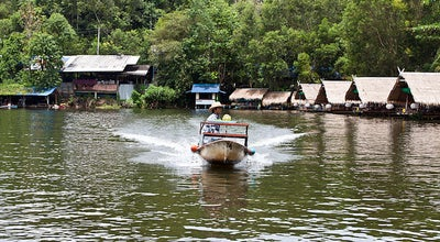 Photo of Thai Restaurant Water View at Thailand