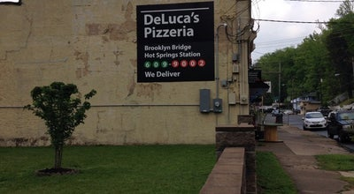 Photo of Pizza Place Deluca's Pizza at 407 Park Avenue, Hot Springs, AR 71901, United States