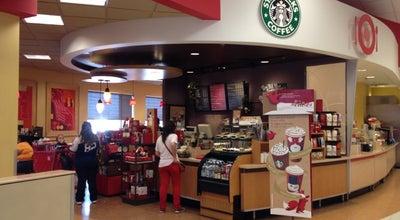 Photo of Coffee Shop Starbucks - Target at 1910 Bob Bullock Loop, Laredo, TX 78043, United States