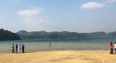 Photo of Lake Lagos De monte bello chiapas at Mexico