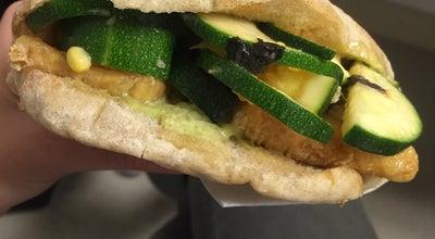 Photo of Vegetarian / Vegan Restaurant Clover HFI at 496 Massachusetts Ave, Cambridge, MA 02139, United States