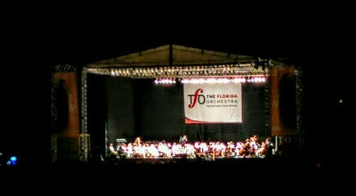 Photo of Music Venue Florida Orchestra Pops In The Park at Saint Petersburg, FL, United States