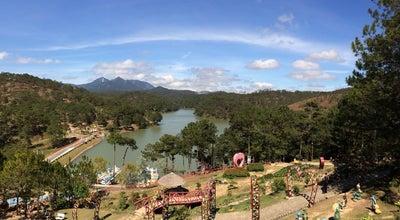 Photo of Lake Valley Of Love at Dalat, Vietnam