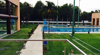 Photo of Pool Alberca - Asturiano at Caliz 118, Coyoacán 04640, Mexico