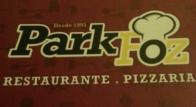 Photo of Pizza Place Pizza Park at R. Almirante Barroso, 993, Foz do Iguaçu 85851-010, Brazil