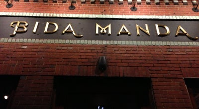 Photo of Asian Restaurant Bida Manda Laotian Restaurant and Bar at 222 S. Blount St., Raleigh, NC 27601, United States