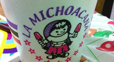 Photo of Ice Cream Shop La  Michoacana (Miguel Hidalgo) at Progreso, Ciudad de MExico, Mexico
