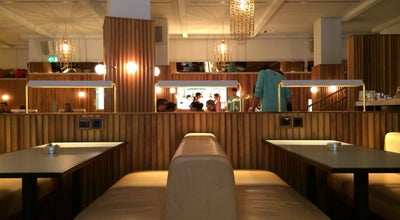 Photo of Restaurant Hoi Polloi at Ace Hotel, 100 Shoreditch High St, Shoreditch E1 6JQ, United Kingdom
