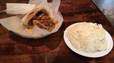 Photo of Mediterranean Restaurant TA-EEM Grill - Fresh Mediterranean Food at 7422 Melrose Ave, Los Angeles, CA 90046, United States