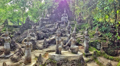 Photo of Sculpture Garden Tarnim Magic Garden at Na Mueang, Thailand