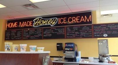Photo of Ice Cream Shop Honey Hut Ice Cream Shoppe at 28300 Miles Rd, Solon, OH 44139, United States