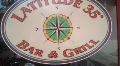 Photo of Caribbean Restaurant Latitude 35 Bar & Grill at 1217 Hay St, Fayetteville, NC 28305, United States