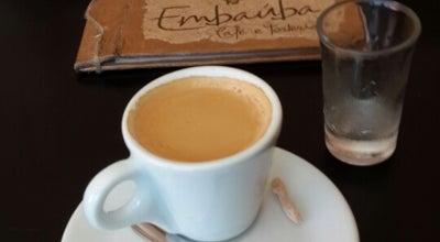 Photo of Cafe Embaúba Café E Torteria at Rua Felix Guisard Filho,79, Ubatuba 11680-000, Brazil
