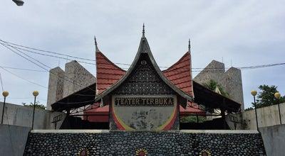 Photo of Art Gallery Taman Budaya Padang at Jalan Diponegoro No. 31, Kota Padang, Indonesia