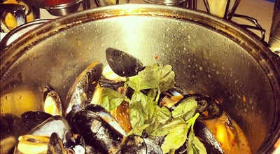 Photo of Seafood Restaurant Flex Mussels at 154 West 13th St, New York, NY 10011, United States