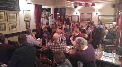 Photo of Gastropub The Doric Tavern at 15 Market St, Edinburgh EH1 1DE, United Kingdom