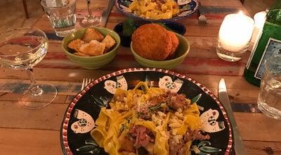 Photo of Italian Restaurant Plough Way Café at Seafarer Way, Deptford SE16 7UD, United Kingdom