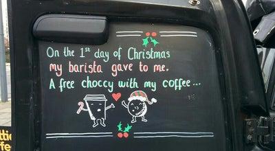 Photo of Coffee Shop Scotties Coffee at Wood Lane, London W12 7TS, United Kingdom