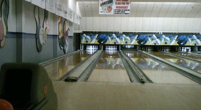 Photo of Bowling Alley Stanton Lanes at 470 Stanton St, Wilkes Barre, PA 18702, United States