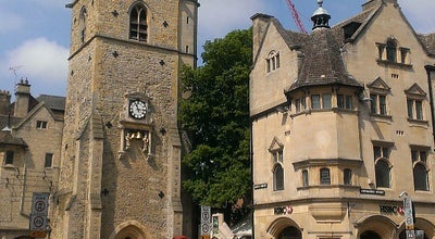 Photo of Scenic Lookout Carfax Tower at Cornmarket St., Oxford OX 1 4, United Kingdom