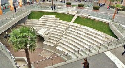 Photo of Historic Site Античният стадион на Филипопол (Ancient Stadium of Philippopolis) at Пл. Римски Стадион, Plovdiv 4000, Bulgaria