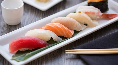 Photo of Sushi Restaurant Kumo Sushi at 282 Bleecker St, New York, NY 10014, United States