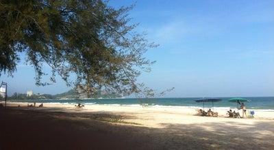 Photo of Beach หาดสวนสนประดิพัทธ์ (Suan Son Pradipat Beach) at Petchakasem Rd., Hua Hin 77110, Thailand
