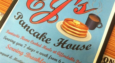 Photo of American Restaurant CJ's Pancake House at 1531-1599 E 1st St, Newton, KS 67114, United States