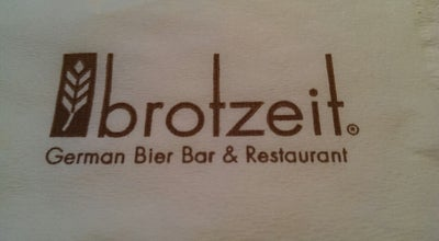 Photo of Bar Brotzeit at 308 Sukhumvit 55, Vadhana 10110, Thailand